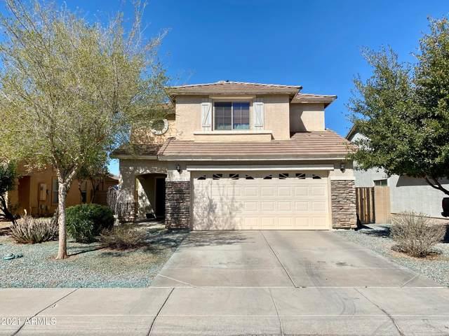 2534 W Desert Spring Way, Queen Creek, AZ 85142 (MLS #6197428) :: Yost Realty Group at RE/MAX Casa Grande