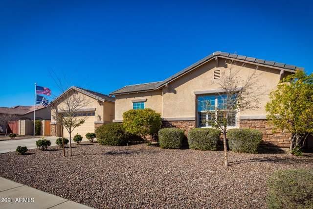 18514 W Oregon Avenue, Litchfield Park, AZ 85340 (MLS #6197436) :: Devor Real Estate Associates