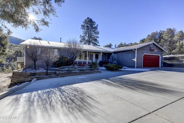 561 S Walnut Cove Trail, Prescott, AZ 86303 (MLS #6197546) :: The Ethridge Team