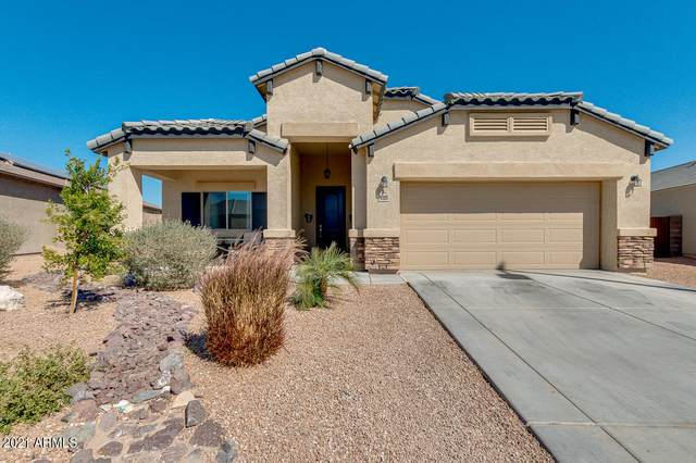 4989 S 237TH Lane, Buckeye, AZ 85326 (MLS #6197863) :: Long Realty West Valley