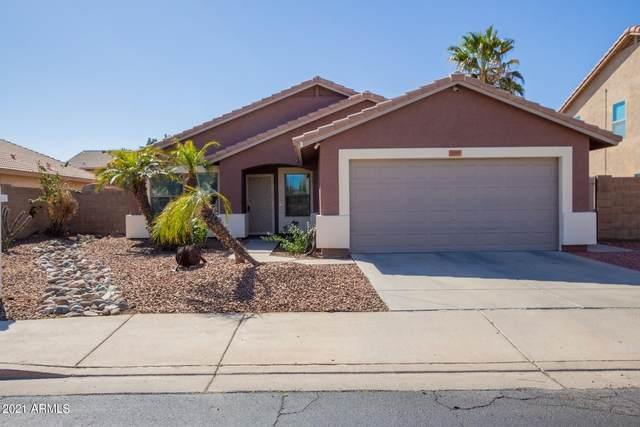 3155 W Matthew Drive, Phoenix, AZ 85027 (MLS #6198120) :: Executive Realty Advisors