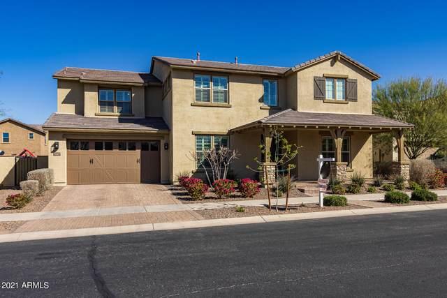 10734 E Sanger Avenue, Mesa, AZ 85212 (MLS #6198355) :: The Laughton Team