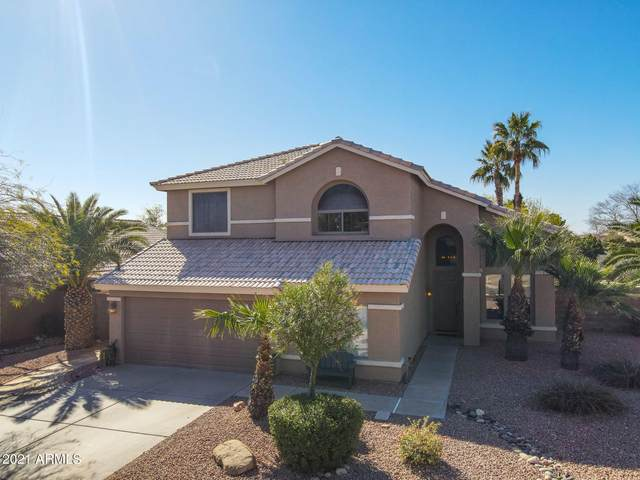 9019 W Lone Cactus Drive, Peoria, AZ 85382 (MLS #6198437) :: Yost Realty Group at RE/MAX Casa Grande