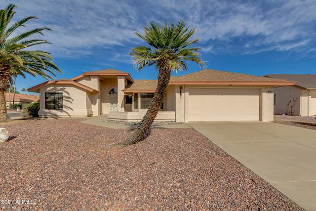 19802 N 146TH Drive, Sun City West, AZ 85375 (MLS #6198862) :: Long Realty West Valley