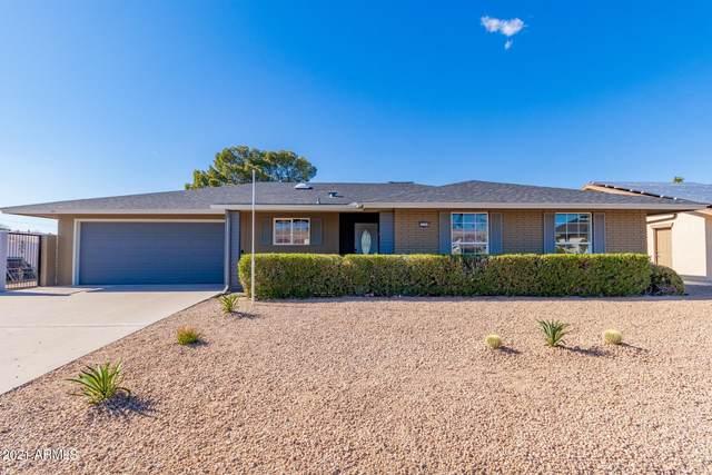 15202 N Agua Fria Drive, Sun City, AZ 85351 (MLS #6199187) :: Yost Realty Group at RE/MAX Casa Grande