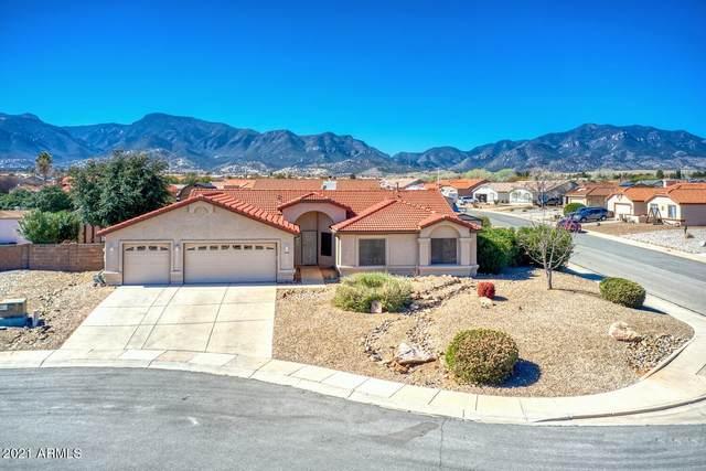 3446 Via Carisma, Sierra Vista, AZ 85650 (MLS #6199241) :: Keller Williams Realty Phoenix