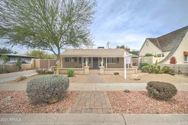 70 W Windsor Avenue, Phoenix, AZ 85003 (MLS #6199335) :: Executive Realty Advisors