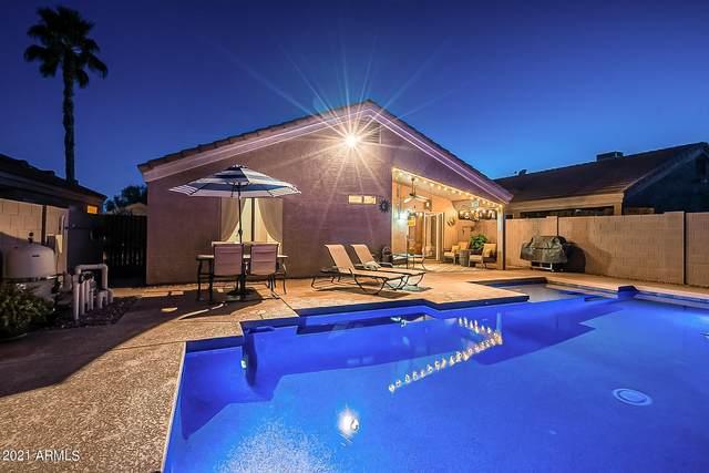 13022 W Redfield Road, El Mirage, AZ 85335 (MLS #6199348) :: Executive Realty Advisors