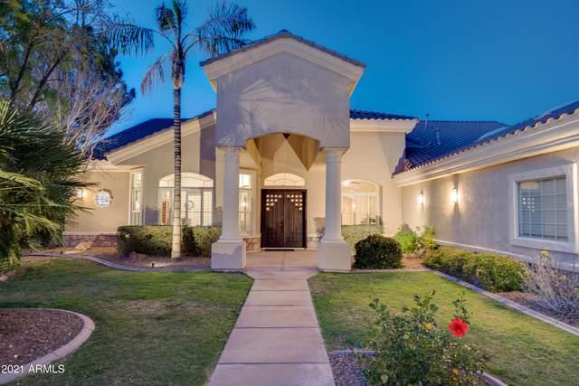 2114 E Norcroft Street, Mesa, AZ 85213 (MLS #6199551) :: The Ethridge Team
