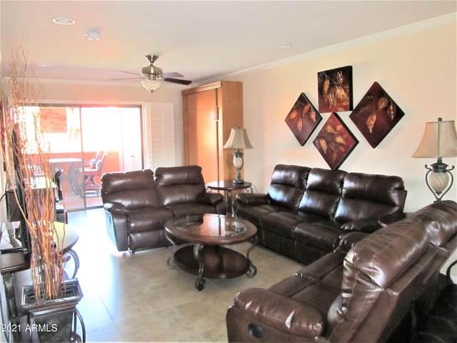 4303 E Cactus Road #306, Phoenix, AZ 85032 (MLS #6199579) :: Executive Realty Advisors