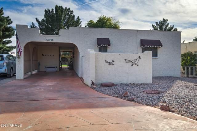 2109 N Recker Road, Mesa, AZ 85215 (MLS #6199619) :: Yost Realty Group at RE/MAX Casa Grande