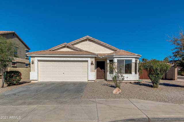 25622 W Elwood Street, Buckeye, AZ 85326 (MLS #6199715) :: The AZ Performance PLUS+ Team