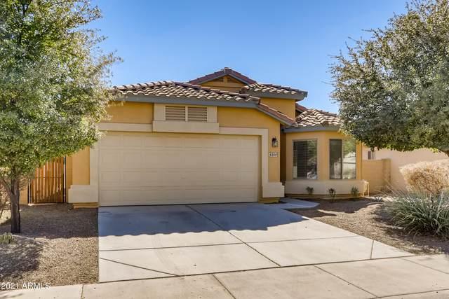 4349 E Amarillo Drive, San Tan Valley, AZ 85140 (MLS #6199768) :: Yost Realty Group at RE/MAX Casa Grande