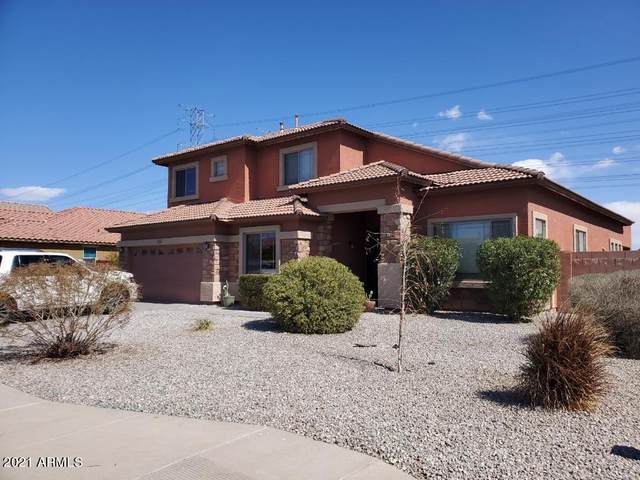 3013 S 121ST Drive, Tolleson, AZ 85353 (MLS #6199774) :: Yost Realty Group at RE/MAX Casa Grande