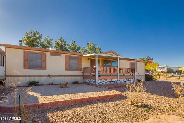 3129 W Cypress Drive, Benson, AZ 85602 (MLS #6200013) :: Devor Real Estate Associates