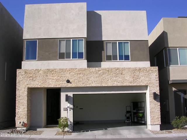 6848 E Lyra Drive E, Scottsdale, AZ 85257 (MLS #6200032) :: Devor Real Estate Associates