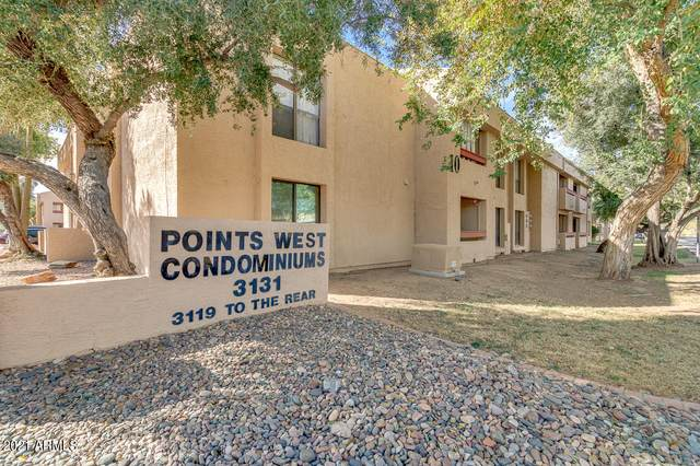 3131 W Cochise Drive #264, Phoenix, AZ 85051 (MLS #6200033) :: The Daniel Montez Real Estate Group