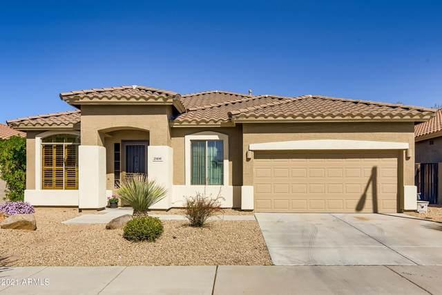 2406 W Apache Rain Road, Phoenix, AZ 85085 (MLS #6200074) :: Yost Realty Group at RE/MAX Casa Grande