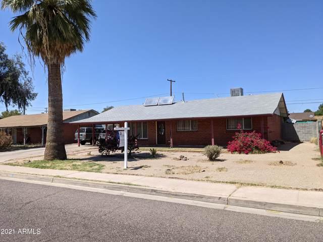3226 W Maryland Avenue, Glendale, AZ 85301 (MLS #6200115) :: Yost Realty Group at RE/MAX Casa Grande