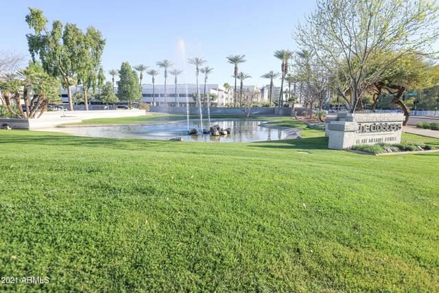 5201 N 24TH Street #102, Phoenix, AZ 85016 (MLS #6200174) :: Executive Realty Advisors