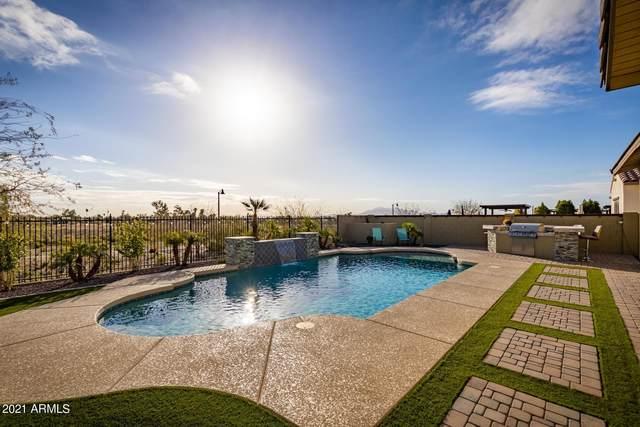 2229 N Beverly Place, Buckeye, AZ 85396 (MLS #6200316) :: Long Realty West Valley