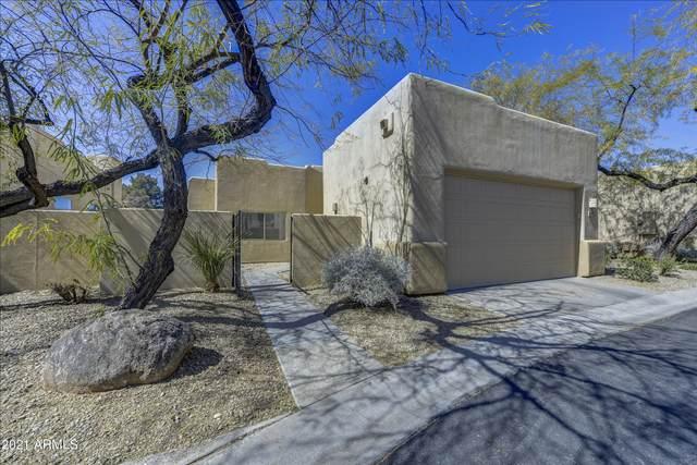 9070 E Gary Road #107, Scottsdale, AZ 85260 (MLS #6200425) :: Nate Martinez Team