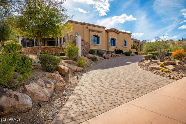 10306 N Fire Canyon, Fountain Hills, AZ 85268 (MLS #6200507) :: CANAM Realty Group