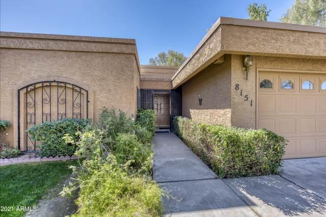 8151 E Del Cuarzo Drive, Scottsdale, AZ 85258 (MLS #6200542) :: The Luna Team