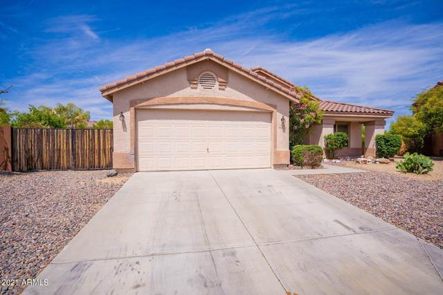 15540 W Evans Drive, Surprise, AZ 85379 (MLS #6200962) :: Yost Realty Group at RE/MAX Casa Grande