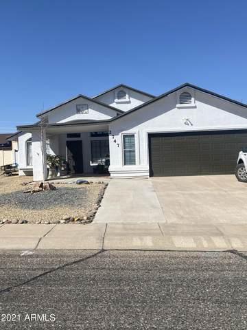 2747 Northridge Street, Sierra Vista, AZ 85650 (MLS #6200976) :: Arizona Home Group