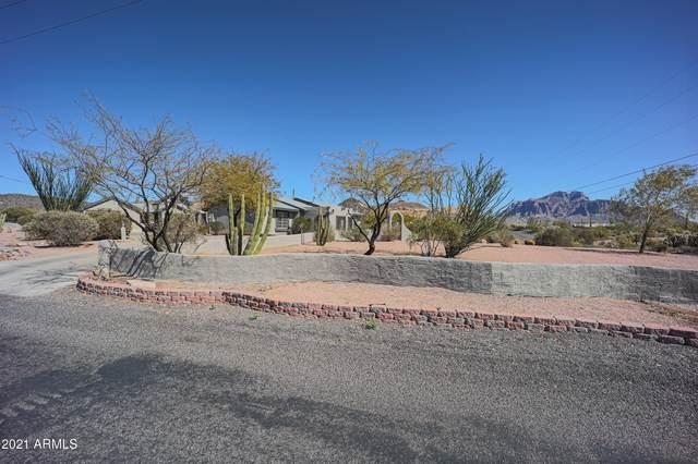5425 N Cactus Road, Apache Junction, AZ 85119 (MLS #6201032) :: Devor Real Estate Associates