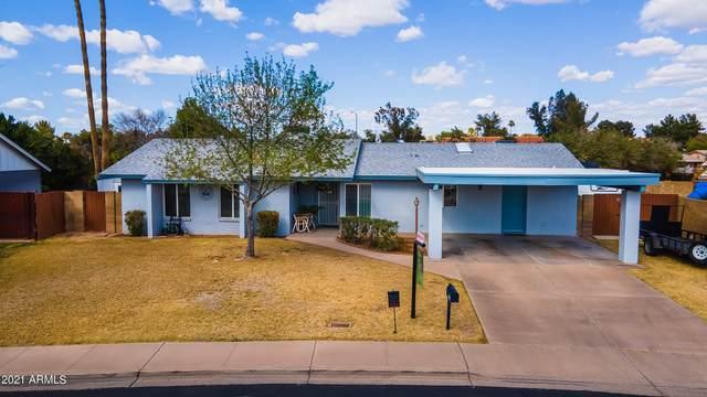 1128 W Kilarea Avenue, Mesa, AZ 85210 (MLS #6201106) :: Midland Real Estate Alliance