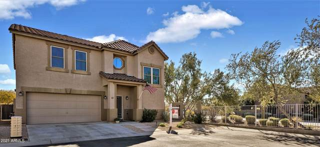 7500 E Deer Valley Road #61, Scottsdale, AZ 85255 (MLS #6201108) :: Dave Fernandez Team | HomeSmart
