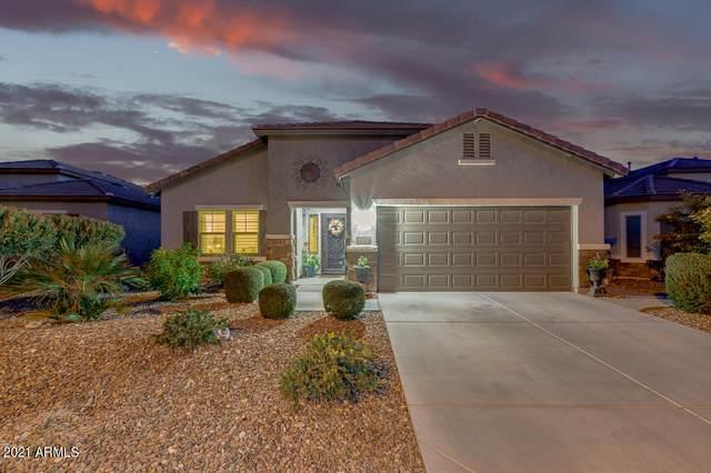 6631 W Rushmore Way, Florence, AZ 85132 (MLS #6201169) :: Devor Real Estate Associates