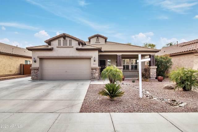 10947 E Sebring Avenue, Mesa, AZ 85212 (MLS #6201173) :: The Laughton Team