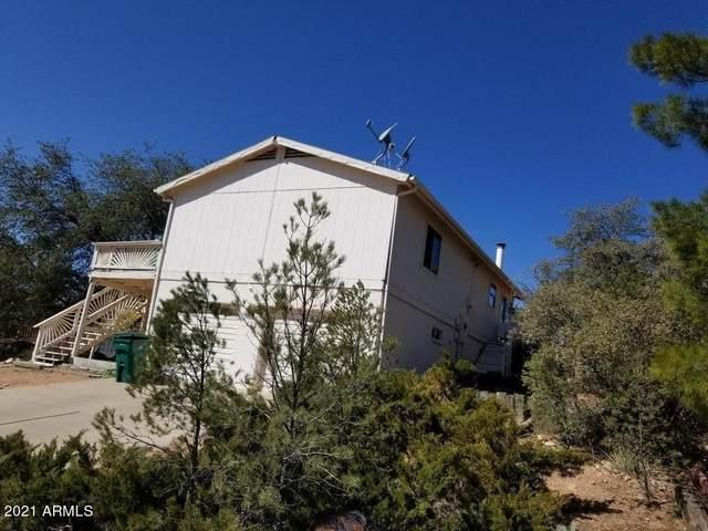 500 N Granite Drive, Payson, AZ 85541 (#6201188) :: Long Realty Company