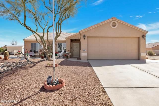 8961 W Tinajas Drive, Arizona City, AZ 85123 (MLS #6201375) :: Long Realty West Valley