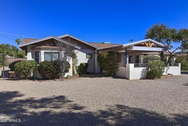 6930 E Mariposa Drive, Scottsdale, AZ 85251 (#6201393) :: Luxury Group - Realty Executives Arizona Properties