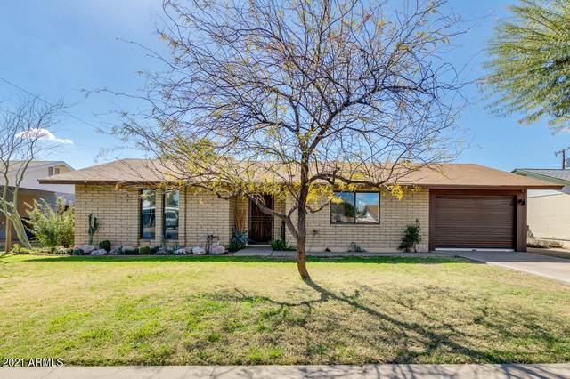 1039 E 2ND Place, Mesa, AZ 85203 (MLS #6201401) :: Executive Realty Advisors