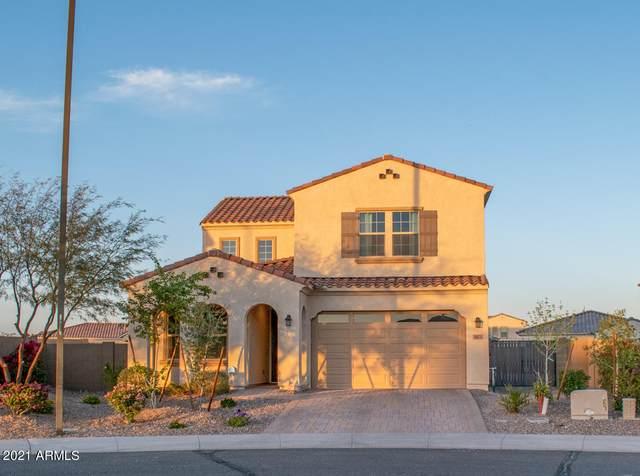 805 S 202ND Drive, Buckeye, AZ 85326 (MLS #6201517) :: Long Realty West Valley