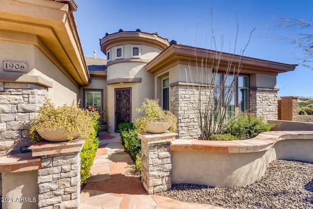 1908 W Turtle Hill Court, Anthem, AZ 85086 (MLS #6201566) :: The Everest Team at eXp Realty