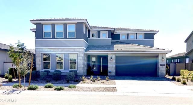 10349 E Thornton Avenue, Mesa, AZ 85212 (MLS #6201672) :: Yost Realty Group at RE/MAX Casa Grande