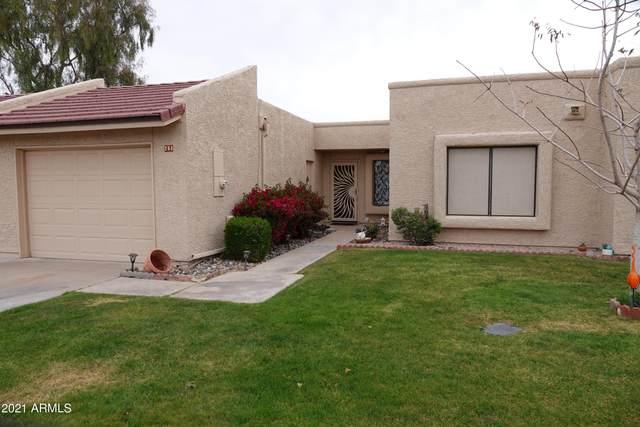 751 S Arrowwood Way, Mesa, AZ 85208 (MLS #6201907) :: Devor Real Estate Associates