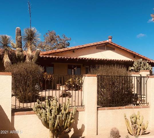 20745 W Lazy Ranch Road, Wickenburg, AZ 85390 (MLS #6202250) :: The Garcia Group
