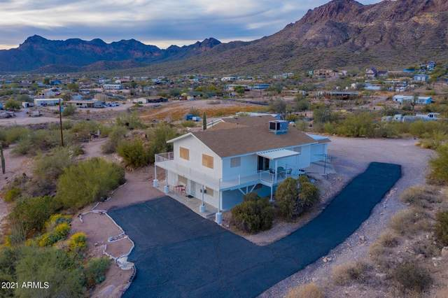 1094 W Moon Vista Street, Apache Junction, AZ 85120 (MLS #6202251) :: The Carin Nguyen Team