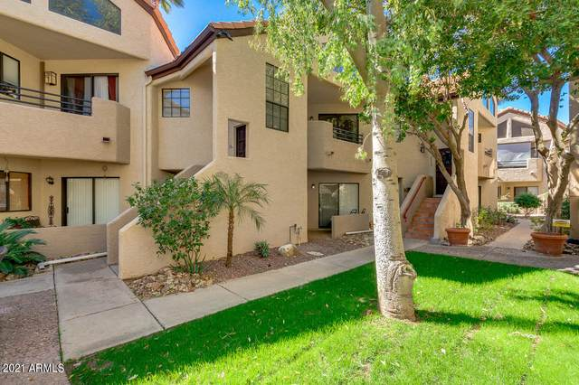 10301 N 70TH Street NE #216, Paradise Valley, AZ 85253 (MLS #6202563) :: The Riddle Group