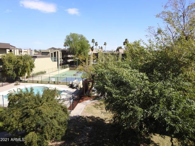 461 W Holmes Avenue #335, Mesa, AZ 85210 (MLS #6203286) :: Midland Real Estate Alliance