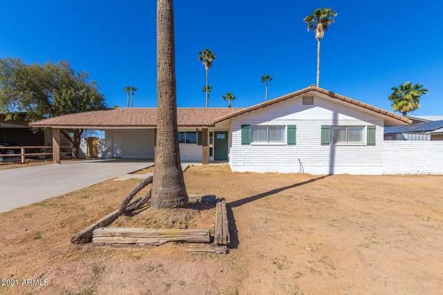 1160 E Cordova Avenue, Casa Grande, AZ 85122 (MLS #6203319) :: Selling AZ Homes Team