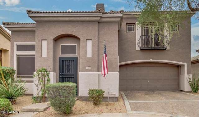 4163 E Hallihan Drive, Cave Creek, AZ 85331 (MLS #6203409) :: Executive Realty Advisors
