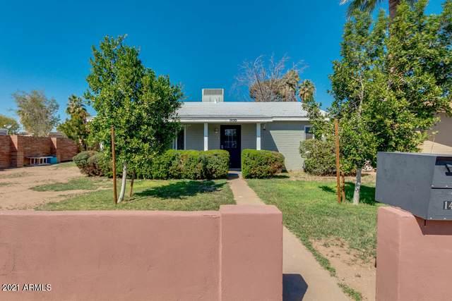 1430 E Meadowbrook Avenue, Phoenix, AZ 85014 (MLS #6203422) :: The Riddle Group